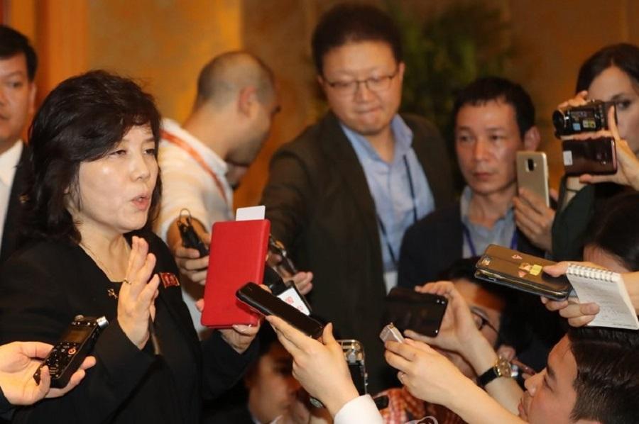 دیپلمات ارشد کره شمالی: شاید مجبور شویم در مذاکرات با آمریکا تجدیدنظر کنیم ، کیم جونگ اون نیز در همین اندیشه است