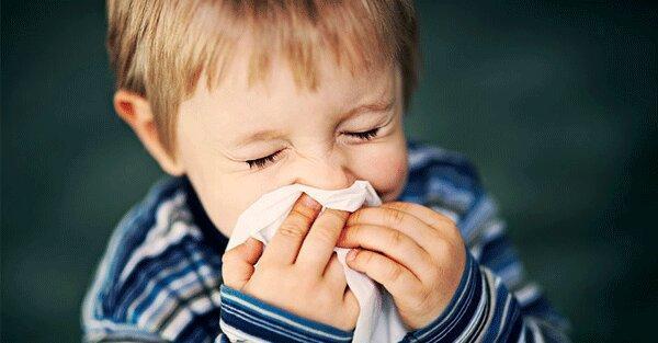 شیوع عفونت های گوش در بچه ها ، سرماخوردگی با گوش درد همراه است