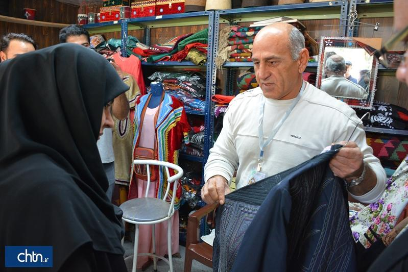 فروش بیش از 3میلیارد ریال صنایع دستی در جشنواره فرهنگ اقوام لرستان