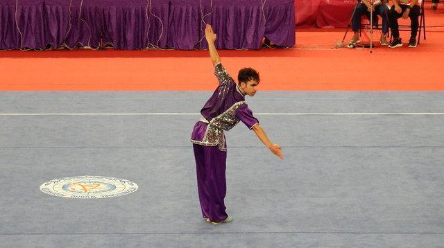 12 مدال حاصل تیم ووشوی جوانان تا انتها روز سوم