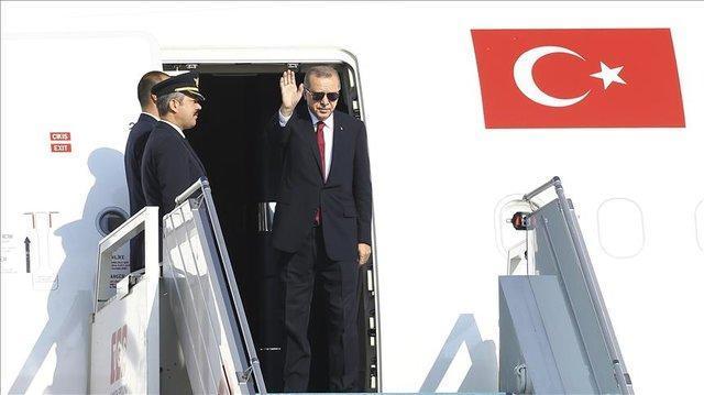 اردوغان فردا راهی دوحه می گردد