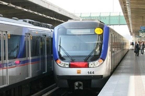 خودکشی دو دختر در ایستگاه متروی شهر ری
