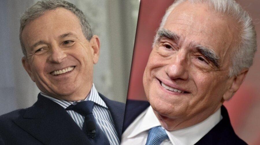 رئیس دیزنی: صحبت های اسکورسیزی ناعادلانه بود