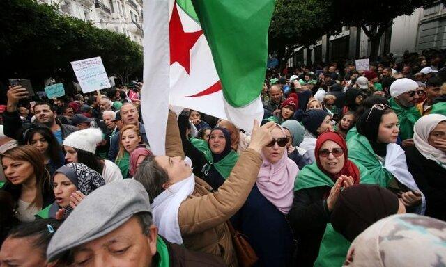 400 تن در اعتراضات الجزایر بازداشت شدند، درخواست احزاب مخالف برای مذاکره و آزادی زندانیان