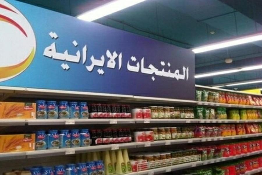 بازار عراق مملو از کالا های ایرانی است، مردم عراق با یاری ایران تروریست ها را شکست دادند