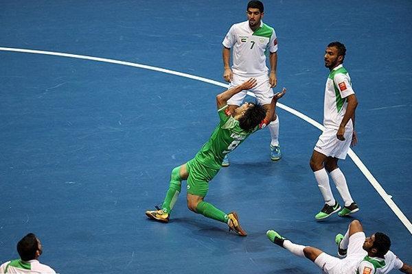 پیروزی نماینده عراق با هت تریک بازیکن ایرانی