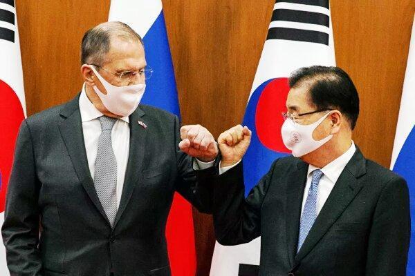 کره جنوبی خواستار مصاحبه با روسیه پیرامون شرایط شبه جزیره کره شد