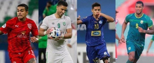 قایدی ستاره استقلال از دید AFC در لیگ قهرمانان آسیا خبرنگاران